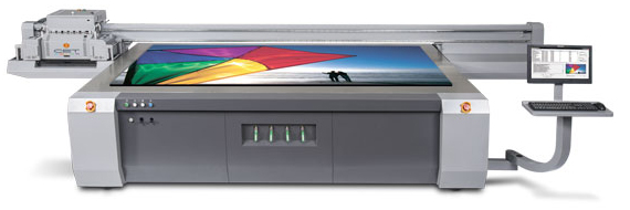 Q5-1000 UV Flatbed Printer