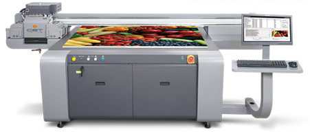 Q5-250 UV Flatbed Printer